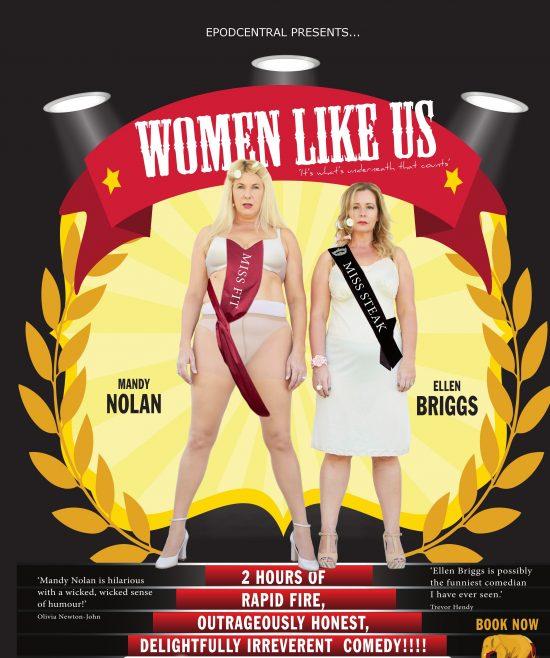 Women Like Us – 14th May & 26th November 2016 – PERTH