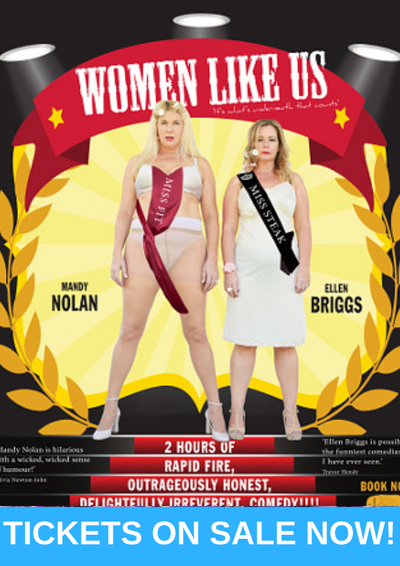 Women Like Us – Adelaide Fringe – 16 & 17 Feb 2019